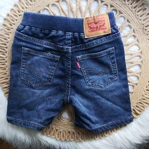 Levi's Shorts Sz 24 Months